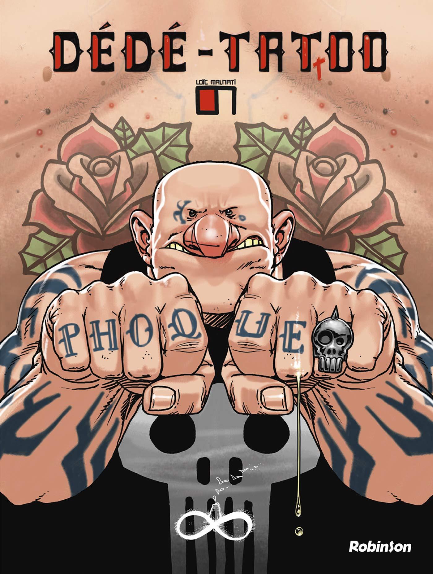 Dédé Tattoo couverture
