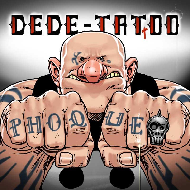 Couverture Dédé Tattoo