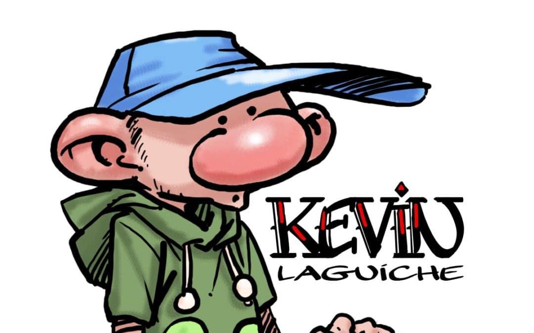 Kevin Laguiche, l'apprenti improbable